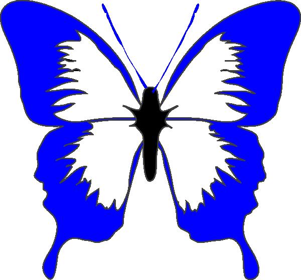 Light blue panda free. Hunter clipart butterfly