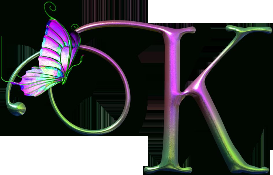 Chispita alfabeto de letra. Clipart butterfly monogram