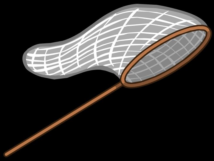 Net butterfly