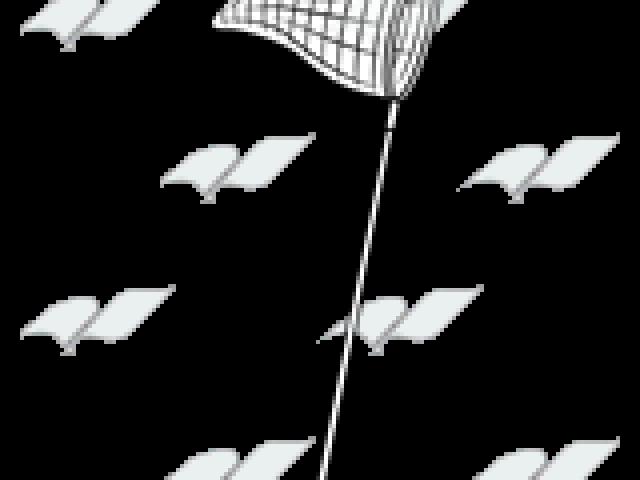 Clipart butterfly net. X carwad
