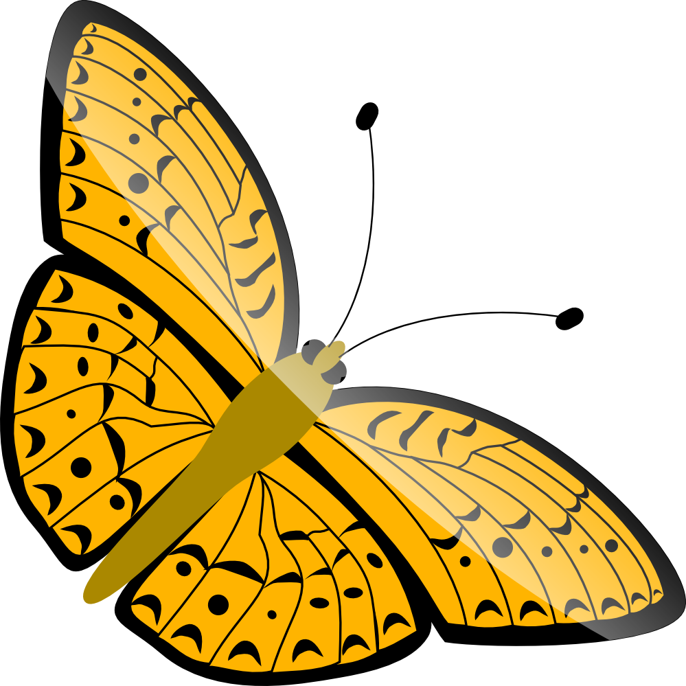 Clipart butterfly net. Panda free images illustration