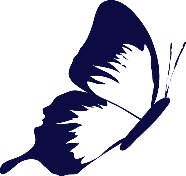 Clipart butterfly outline. At getdrawings com free