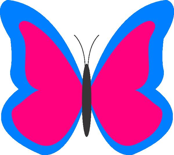 Moth clipart cartoon. Butterfly outline panda free