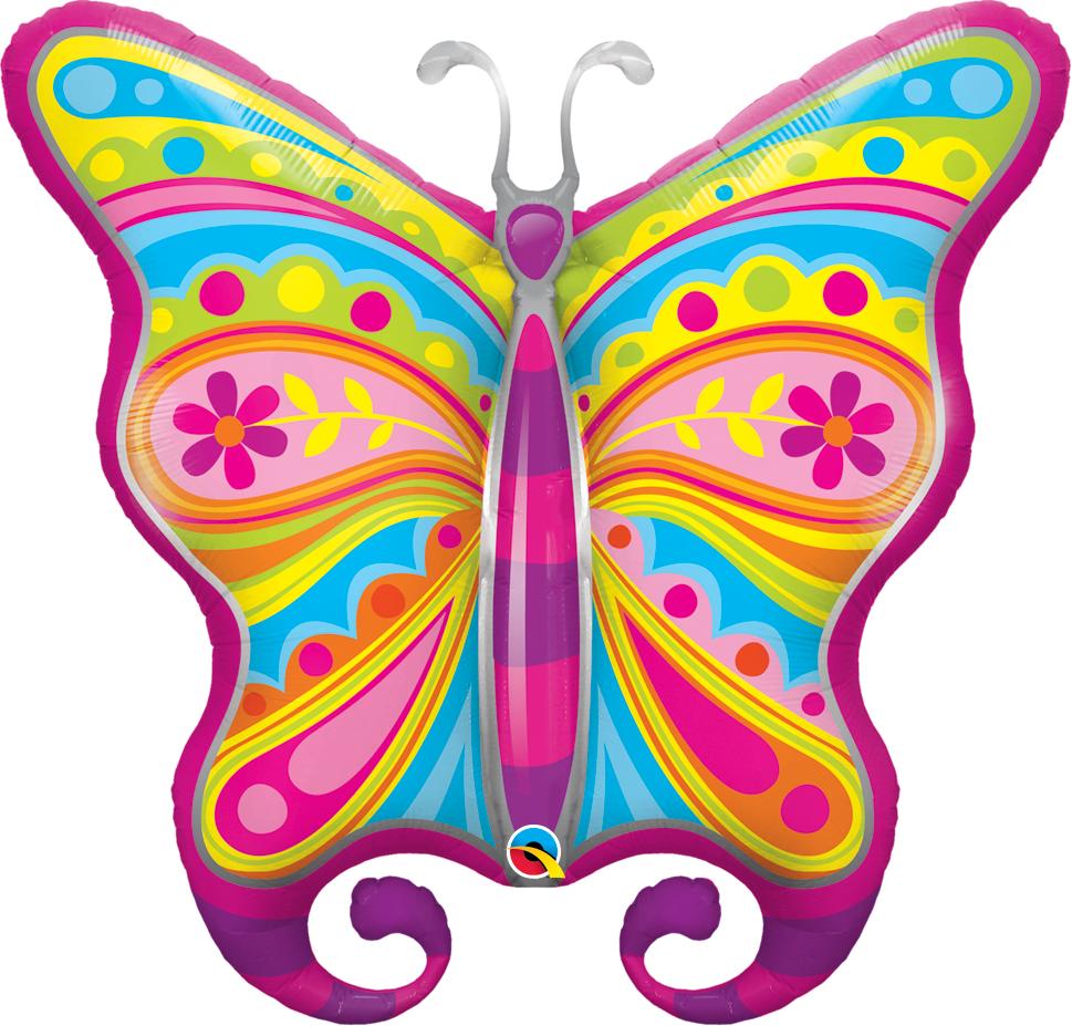 Paisley clipart butterfly.  shape foil sw