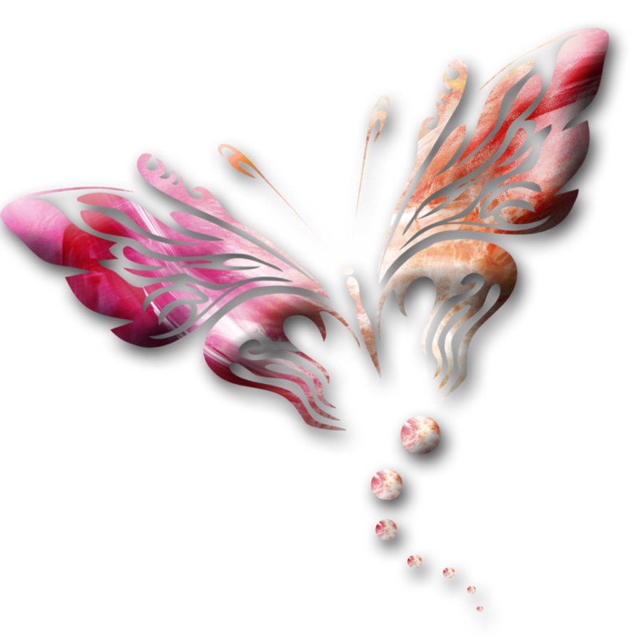 Png by ucurmi on. Feather clipart butterfly