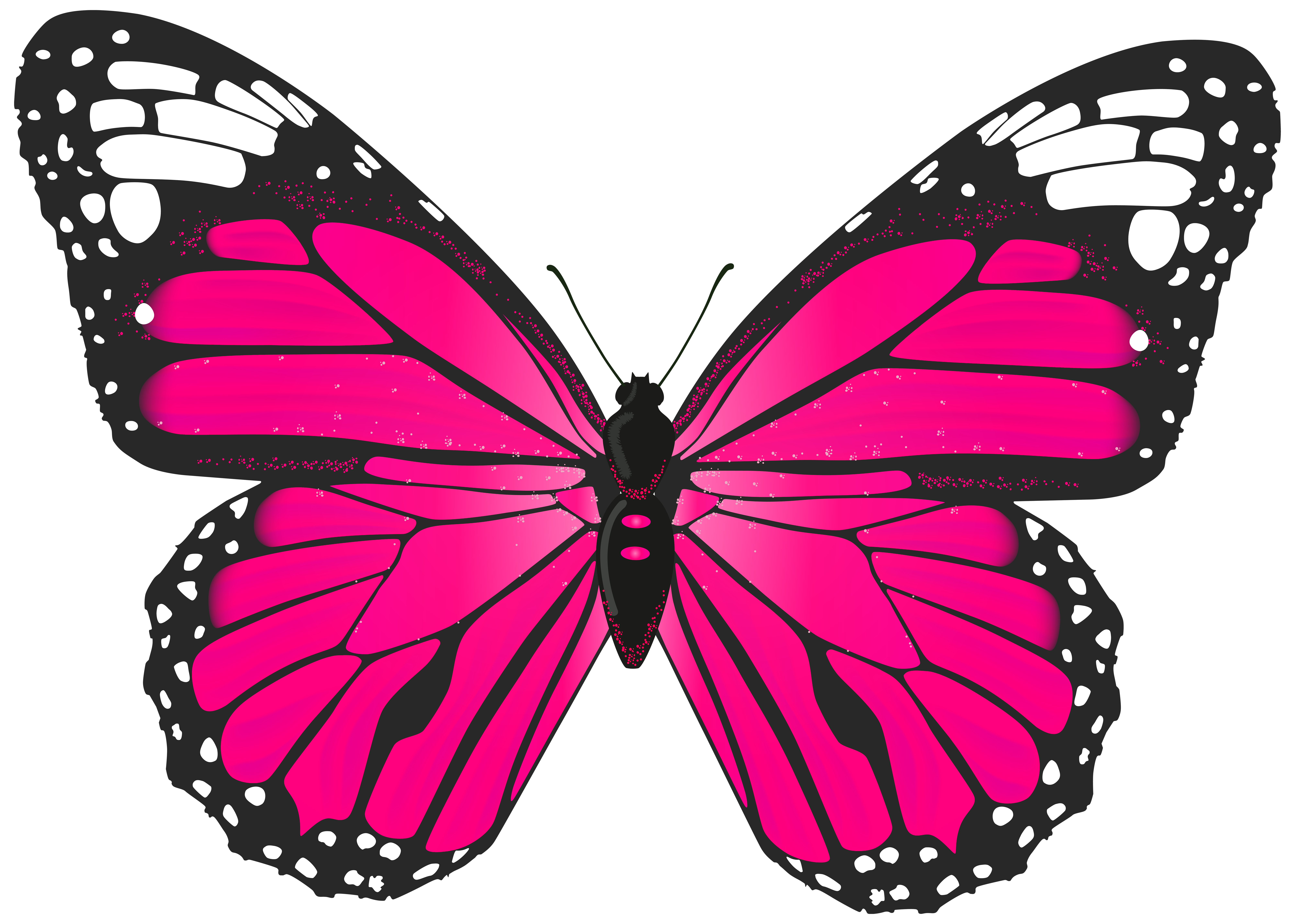Butterfly png transparent clip. Moth clipart brown pink