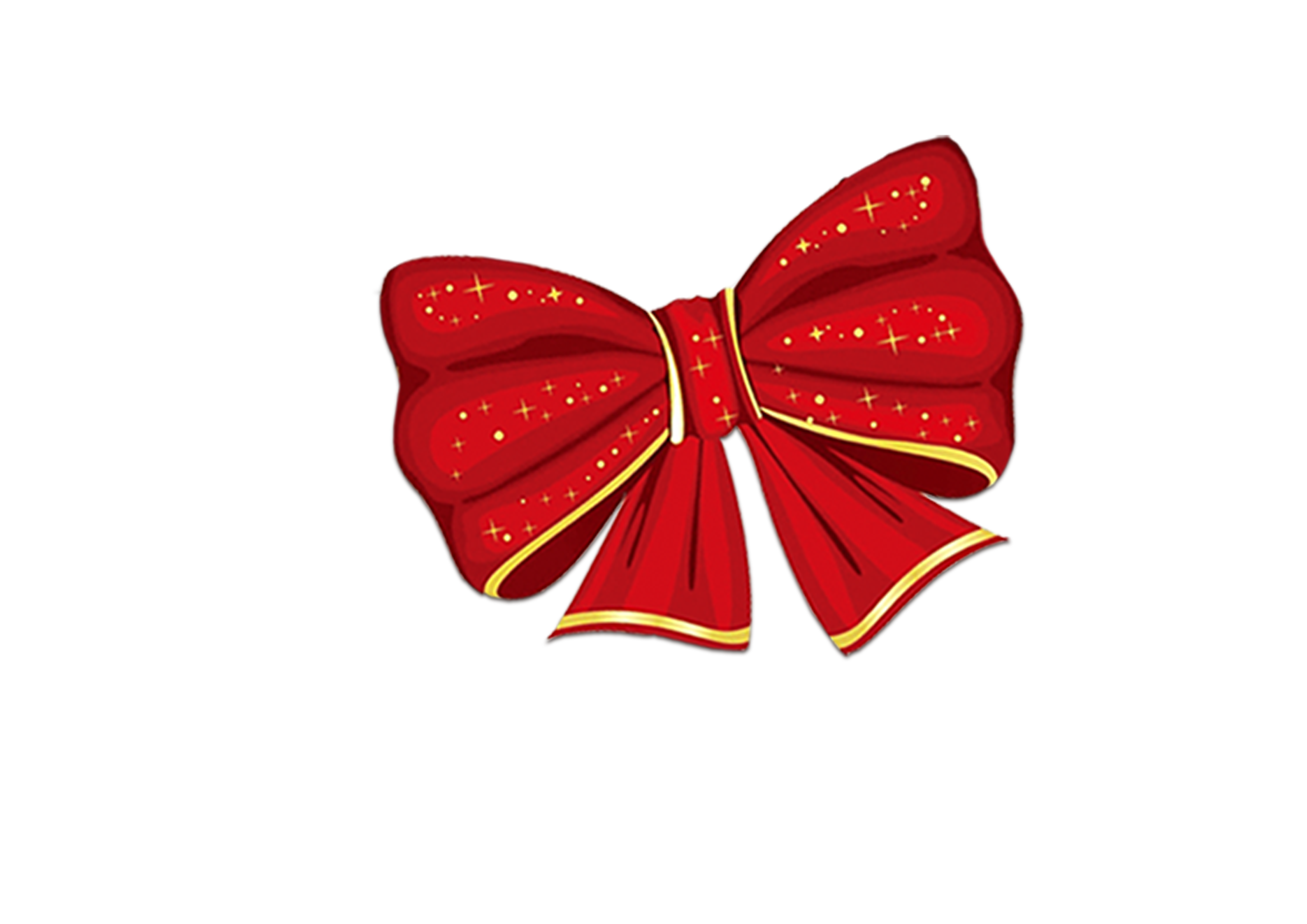 Clipart butterfly ribbon. Red bow transprent png