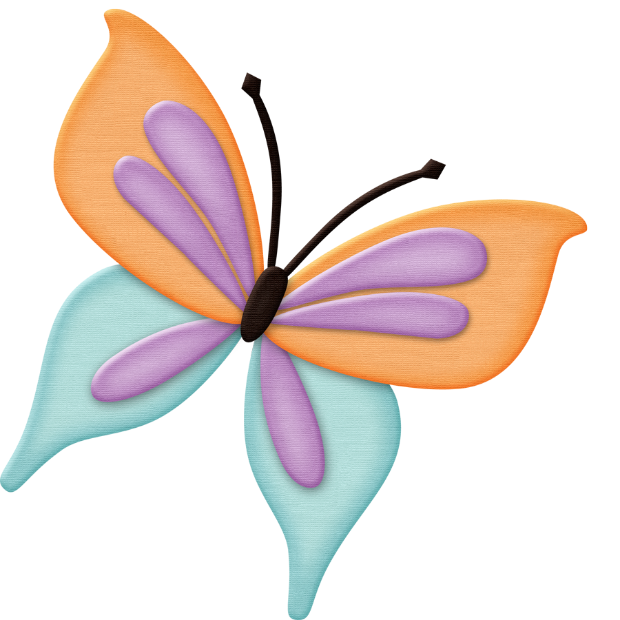 Clipart butterfly scrapbook. Photo by duda cavalcanti