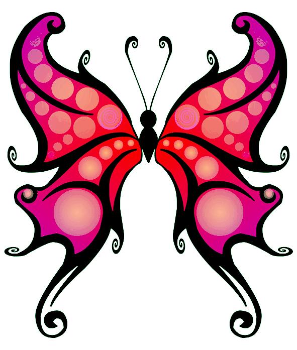 Clipart butterfly trail. S pinterest clip art