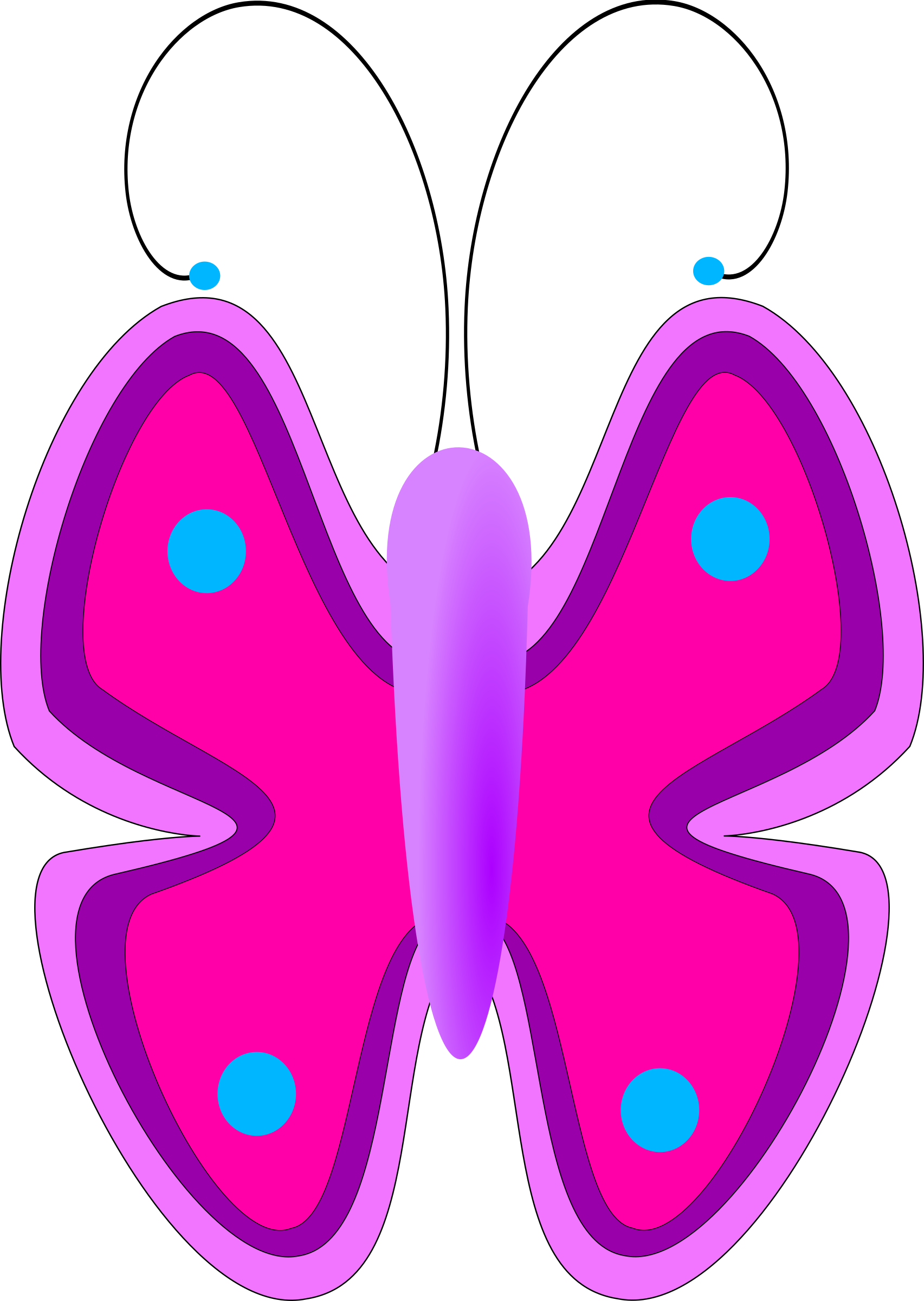 Big image png. Clipart butterfly trail