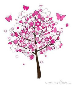 Clip art arts for. Clipart butterfly tree