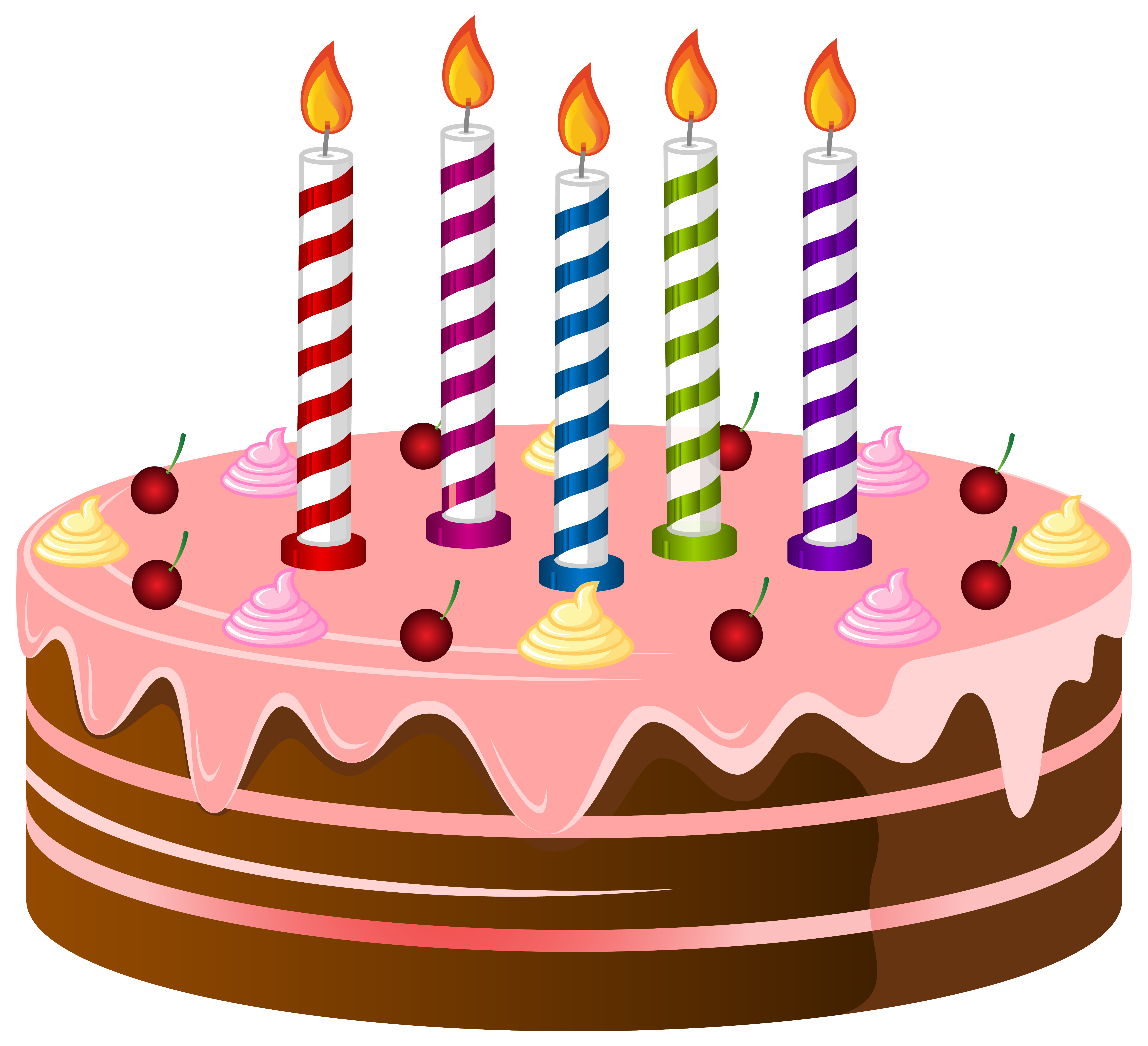 Birthday png clip art. Cake clipart