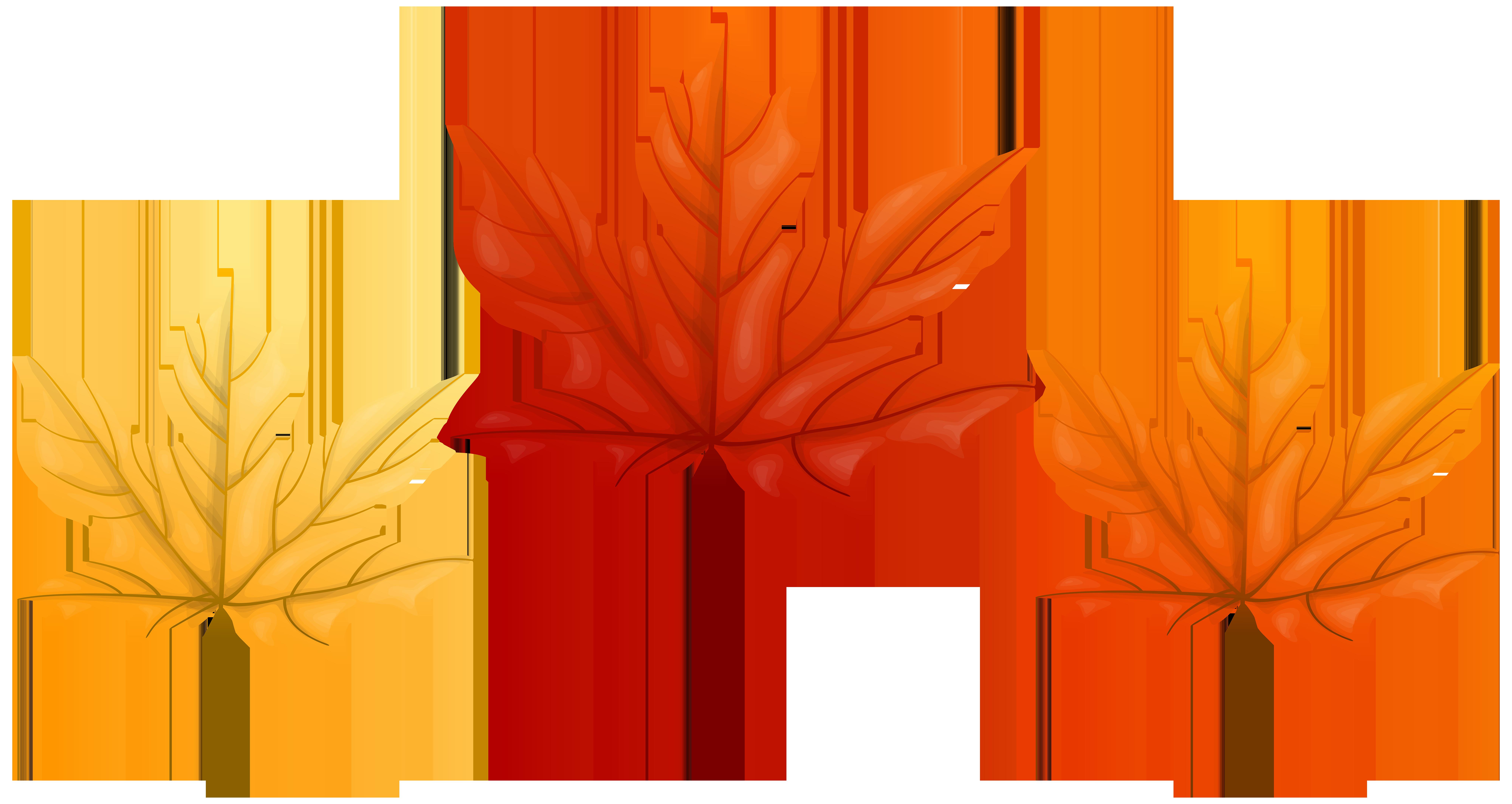Clipart cake autumn. Leaves transparent png clip