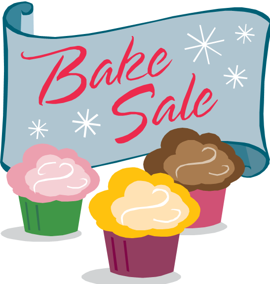 Bake sale images free. Baked goods clipart