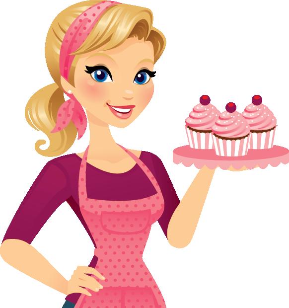 Clipart cake baker. Au bon gouter galeri