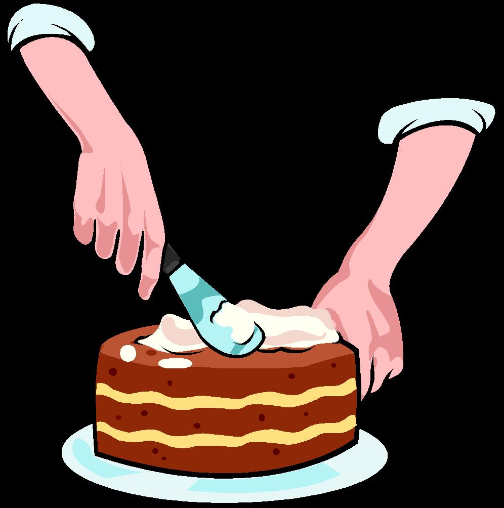 Jordan proportion word problems. Desserts clipart cake decorator