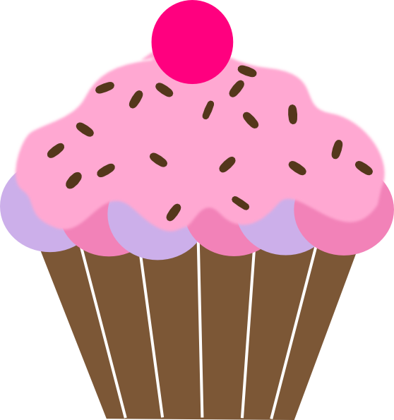 Free picture of cup. Muffins clipart border