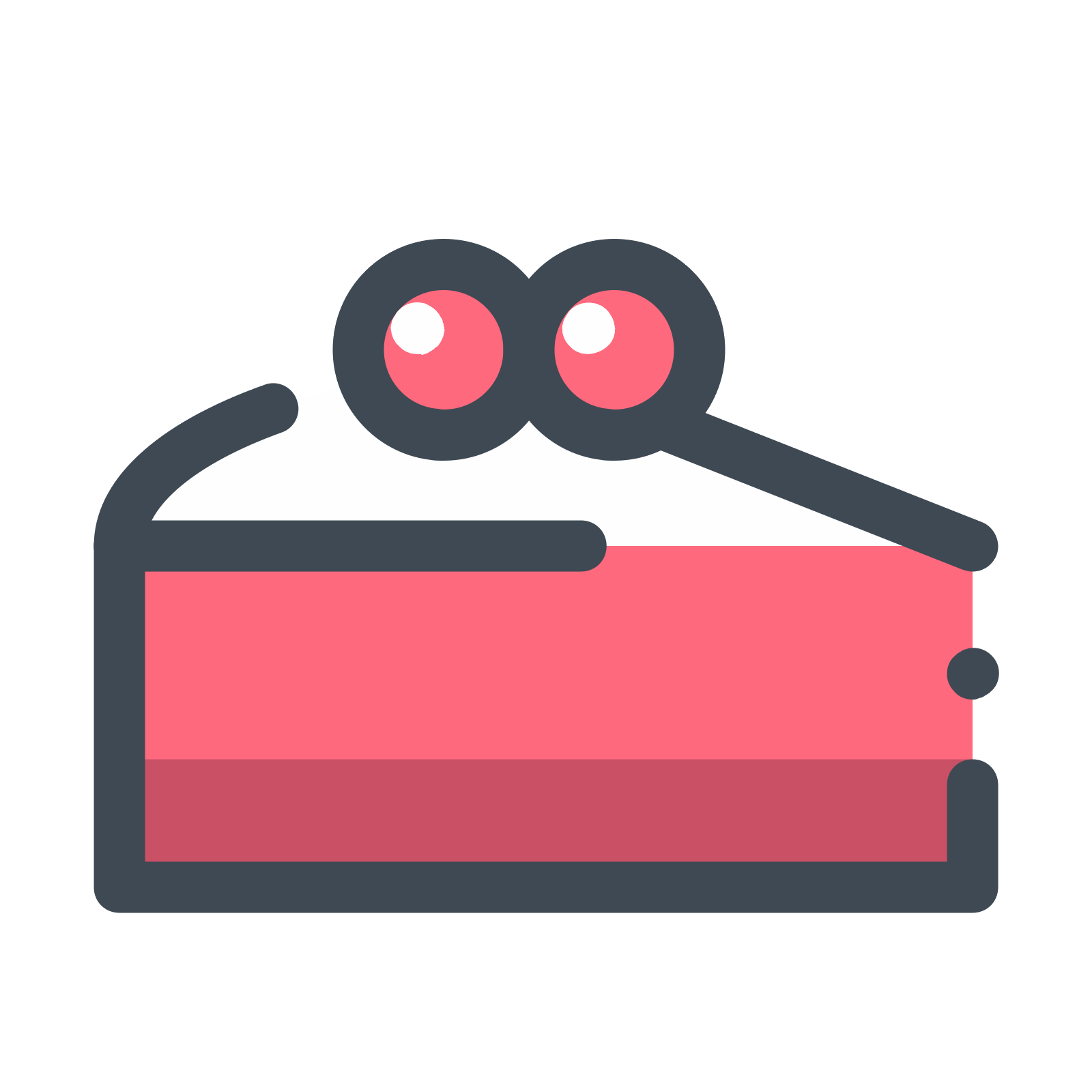 Clipart cake cake slice. Icon free download png