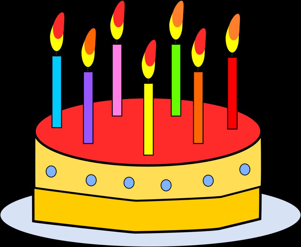 Public domain clip art. Clipart cake december