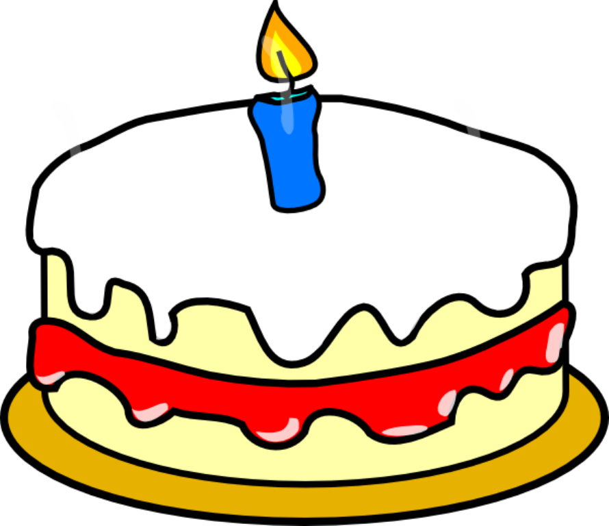Awesome birthday clip art. Clipart cake december