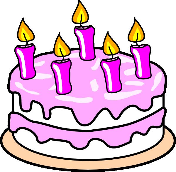clipart cake december