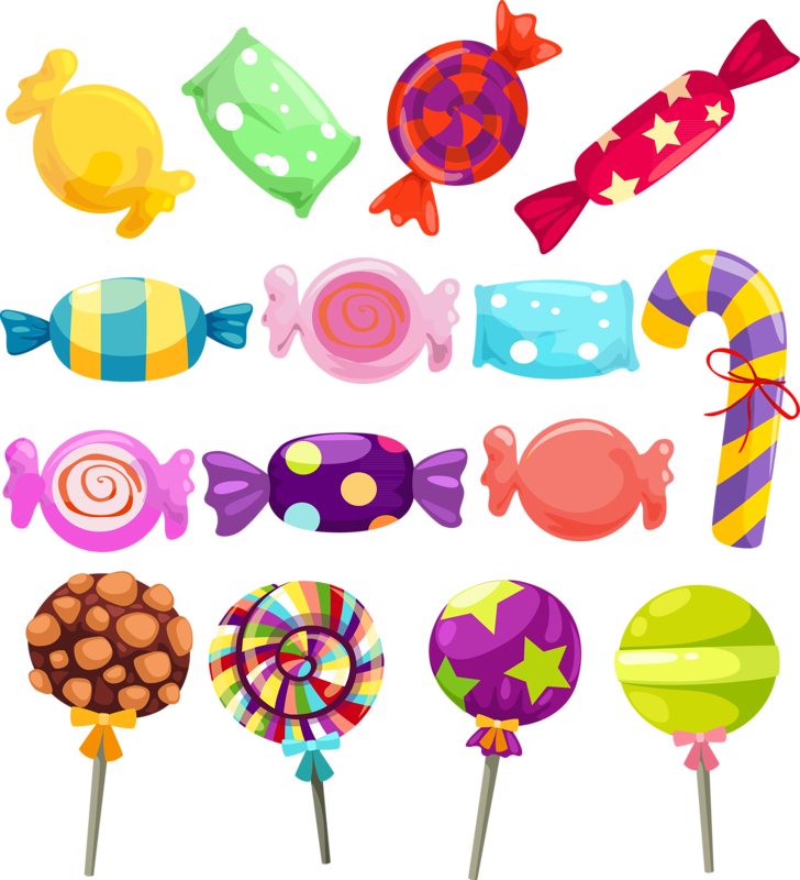 Clipart clouds candy.  png pinterest christmas