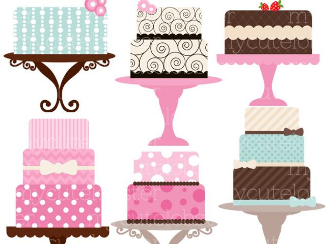 Free download clip art. Clipart cake display