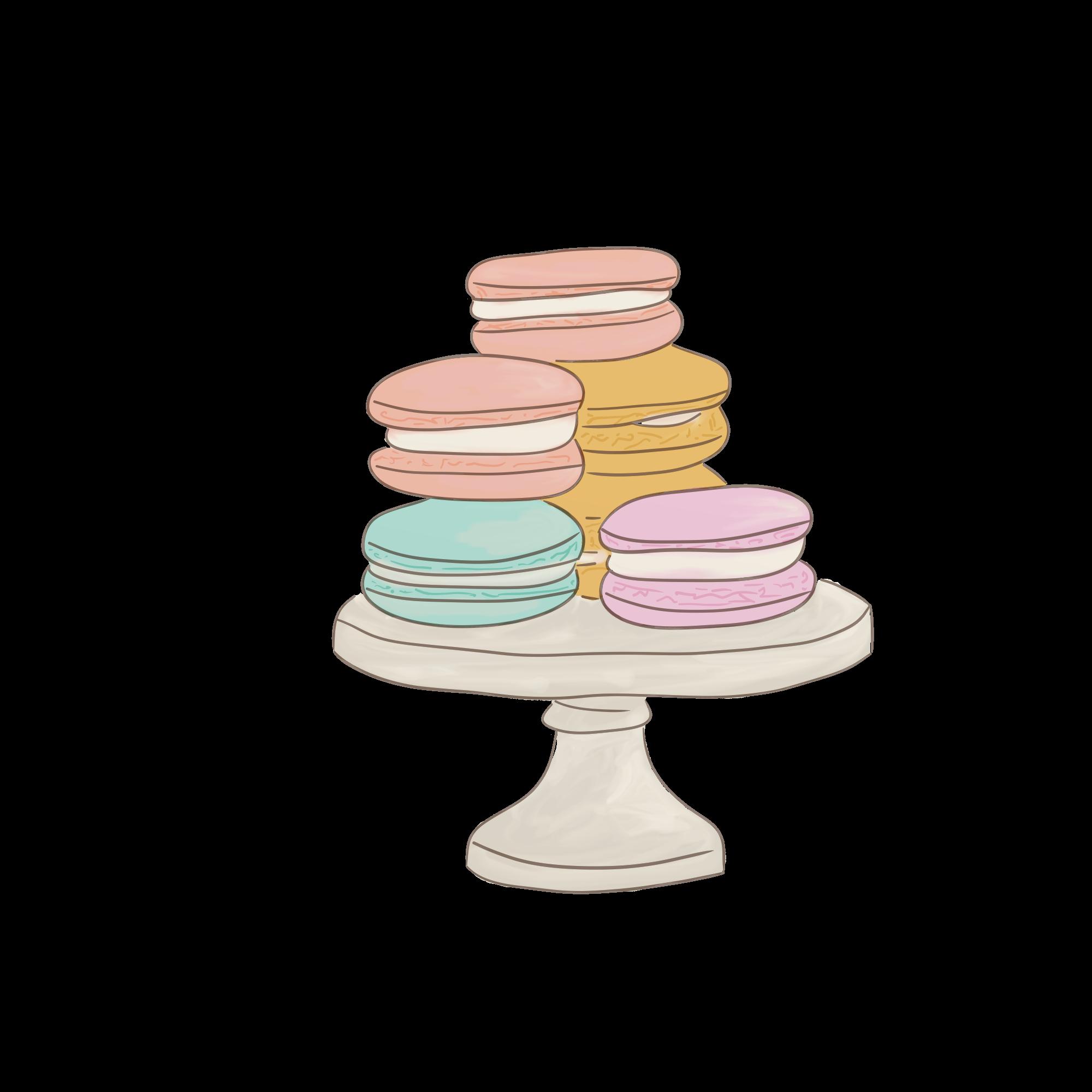 Clipart cake display. Northern va wedding party