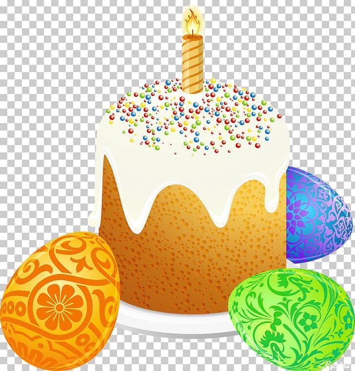 Dessert clipart easter. Paska cake egg png