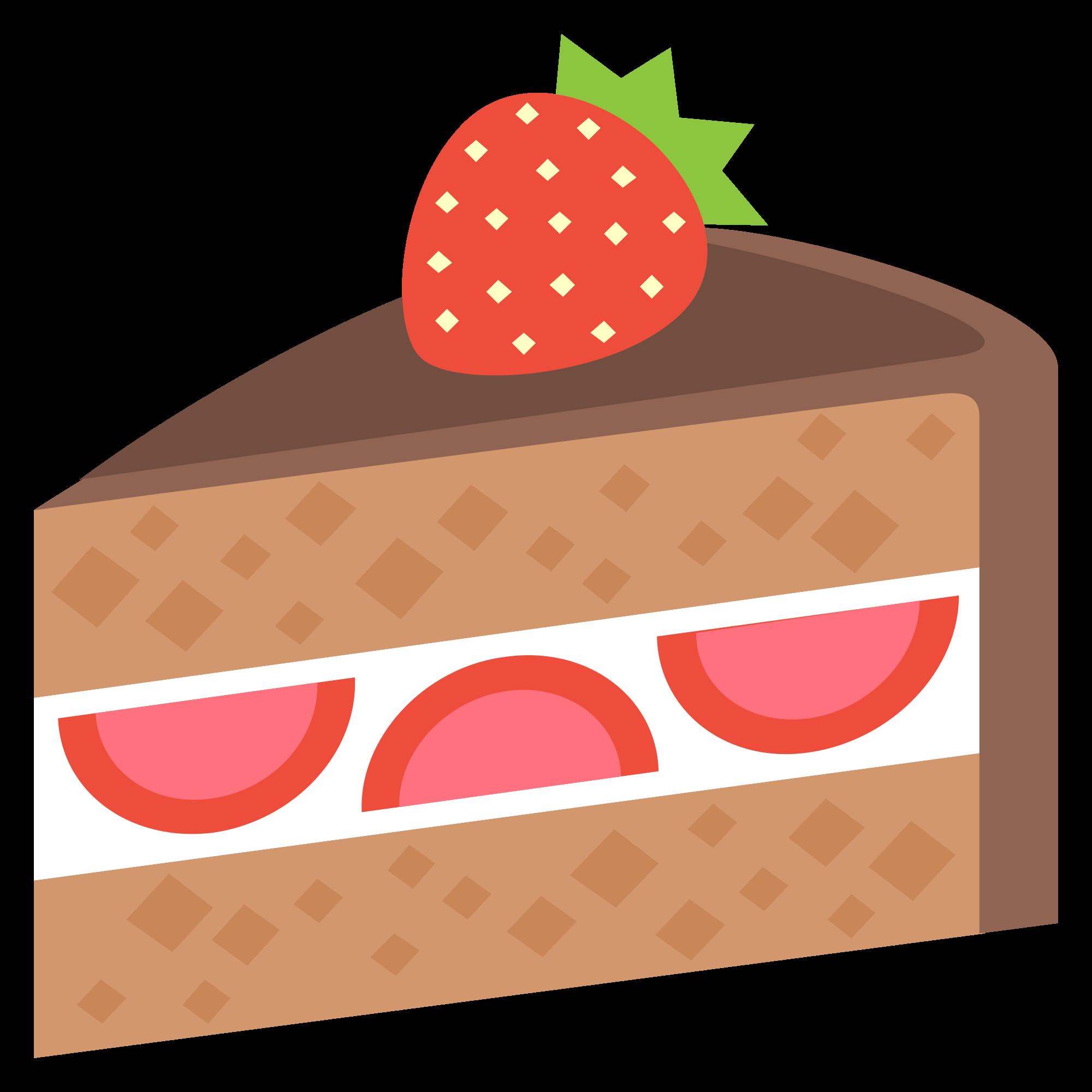 Strawberries clipart emoji. File emojione f svg