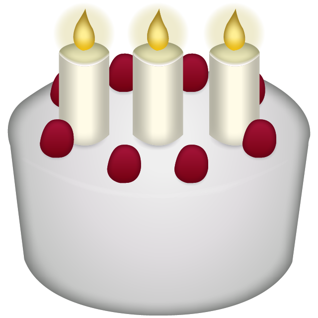 Download icon island ai. Emoji clipart birthday cake