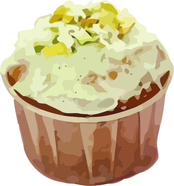 Clipart cake gambar. Small cup clip art