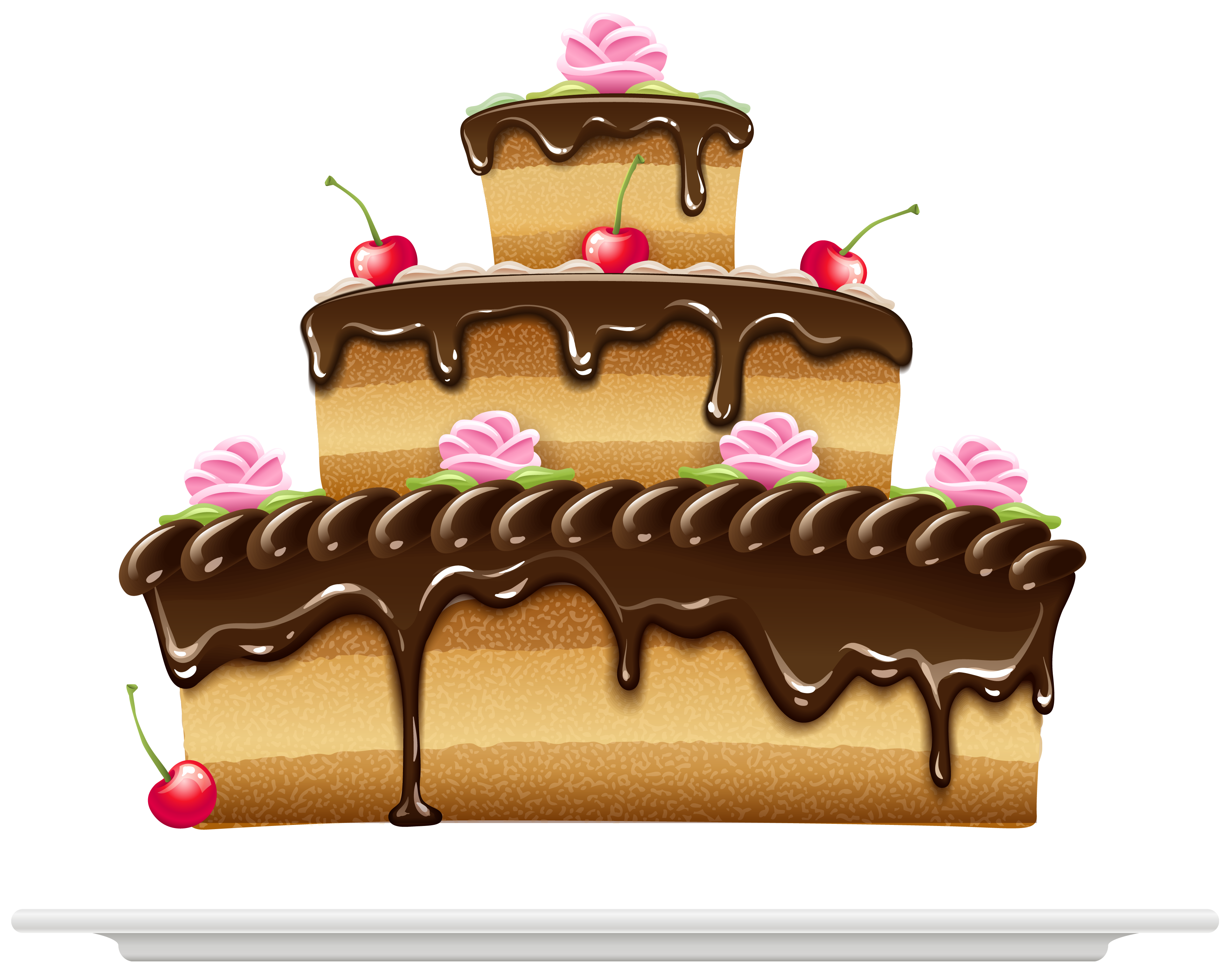 Clipart cake german chocolate cake. Png images free download