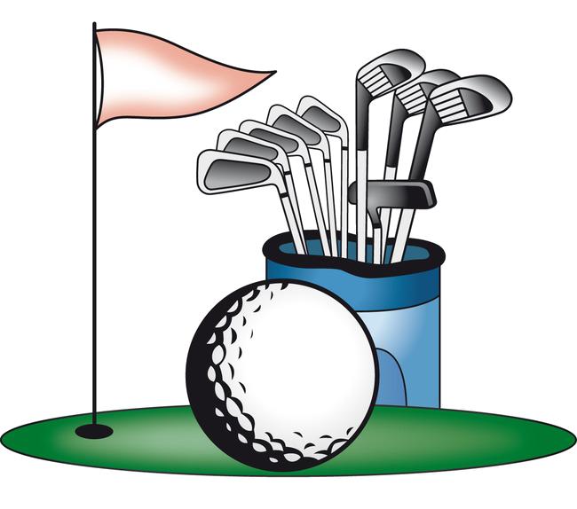Clipart cake golf. Club course clip art