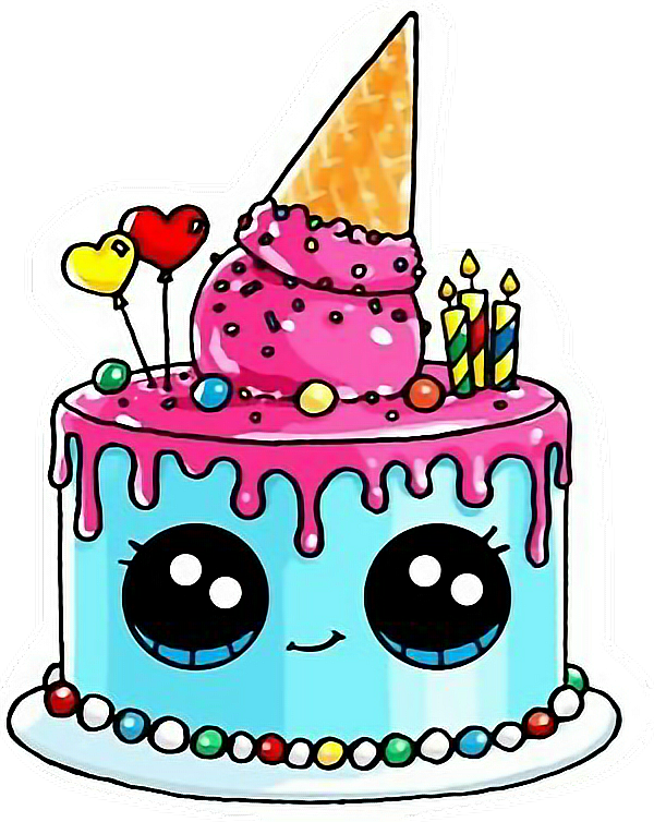 Clipart heart cake. Icecream icecreamcone cakerainbow pinkfreeto