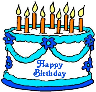 Free birthday cliparts download. Clipart cake january