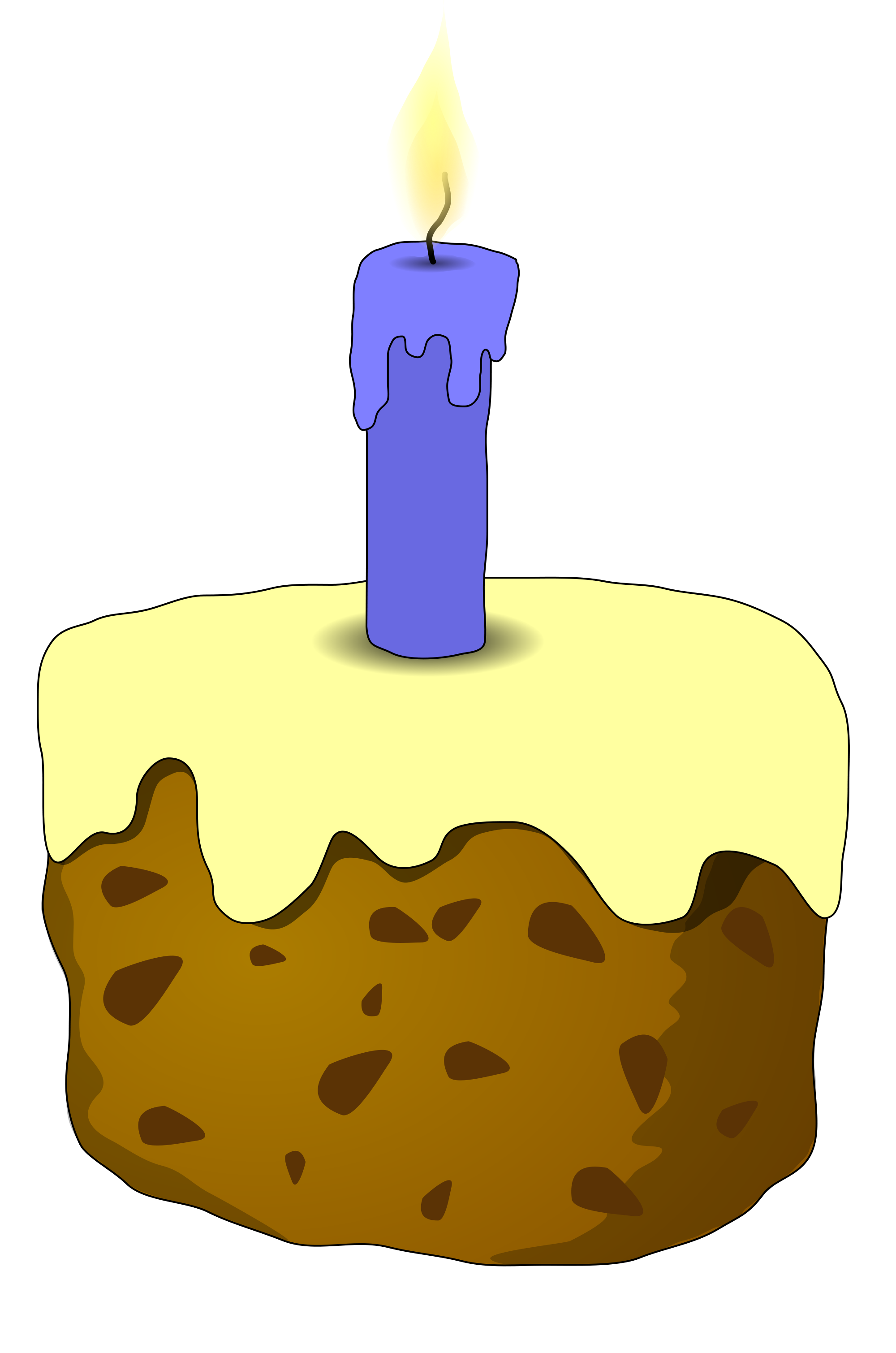 File And Candle Svg Wikimedia Commons Open January Clipart Cake Image Free Birthday Clip