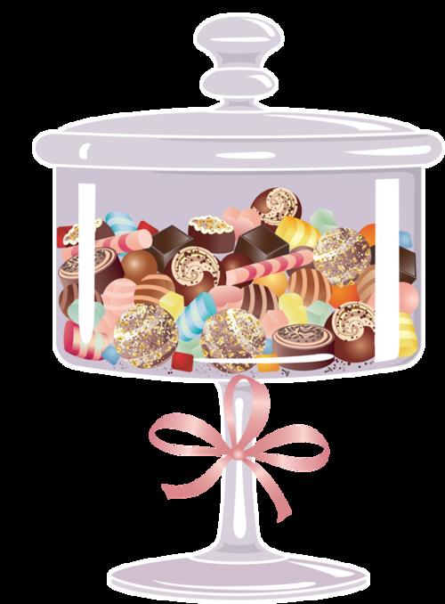 Tubes chocolats bonbons g. Jar clipart candy jar