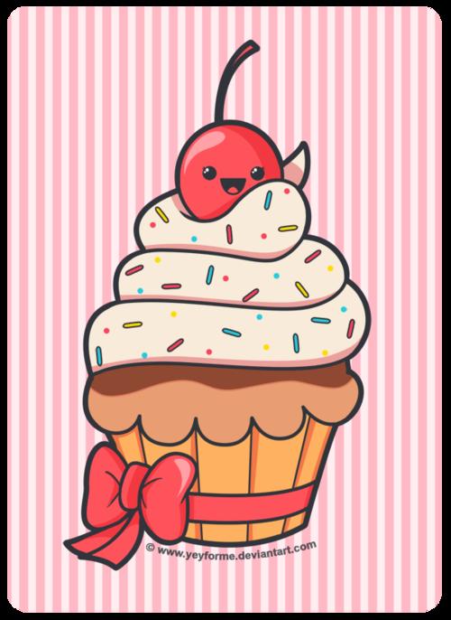 H nh c li. Clipart cupcake victorian