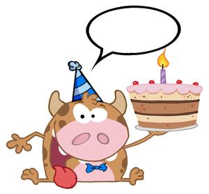 Clipart cake monster. Free birthday clip art