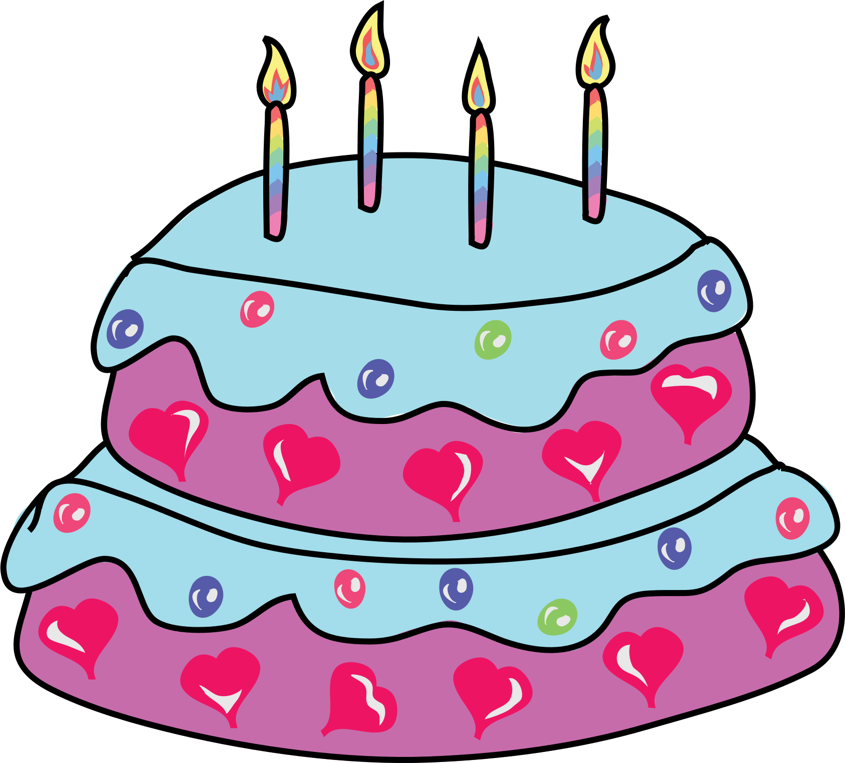 Clipart cake music. Sweet icons png free