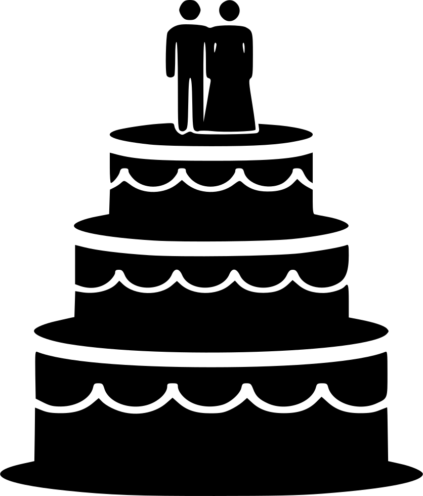 Biscuit food sweetness groom. Clipart cake pastry