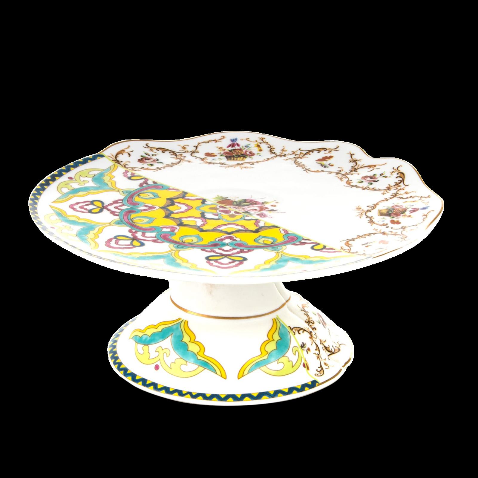 Clipart cake platter. Seletti hybrid collection leandra