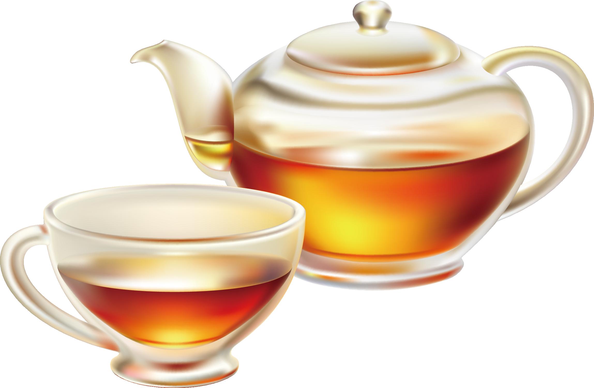 Teacup clip art tea. Orange clipart teapot