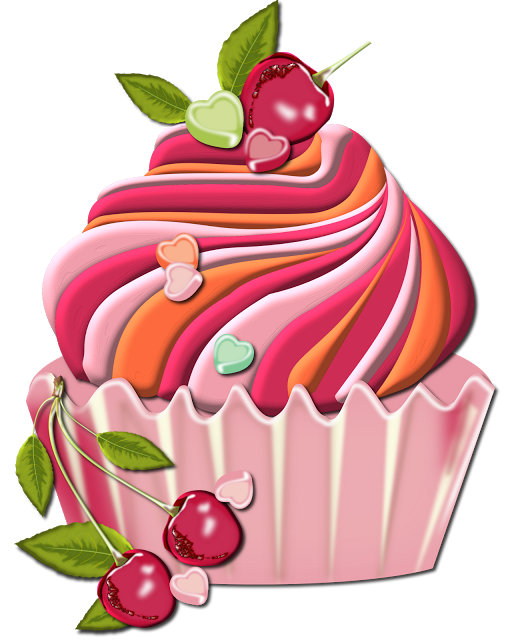 Clipart cake valentines. Valentine s day cupcake