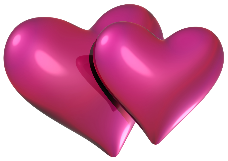 Clipart hearts pink. Valentines acur lunamedia co