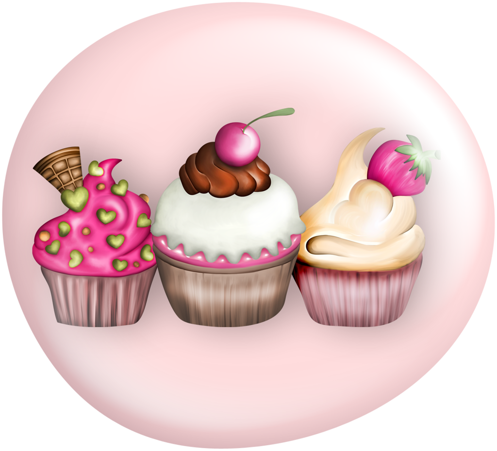 Vc buttons fashionable png. Clipart trees cupcake