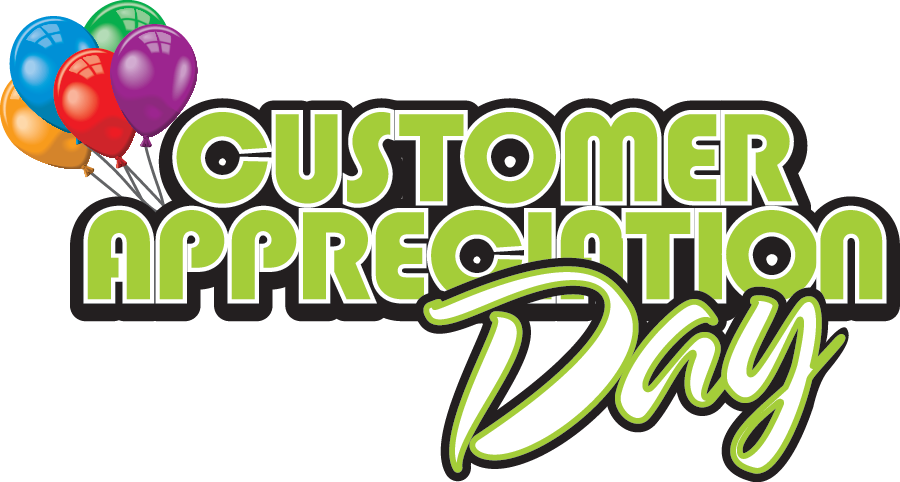 Kind clipart appreciation. Saturday april is customer