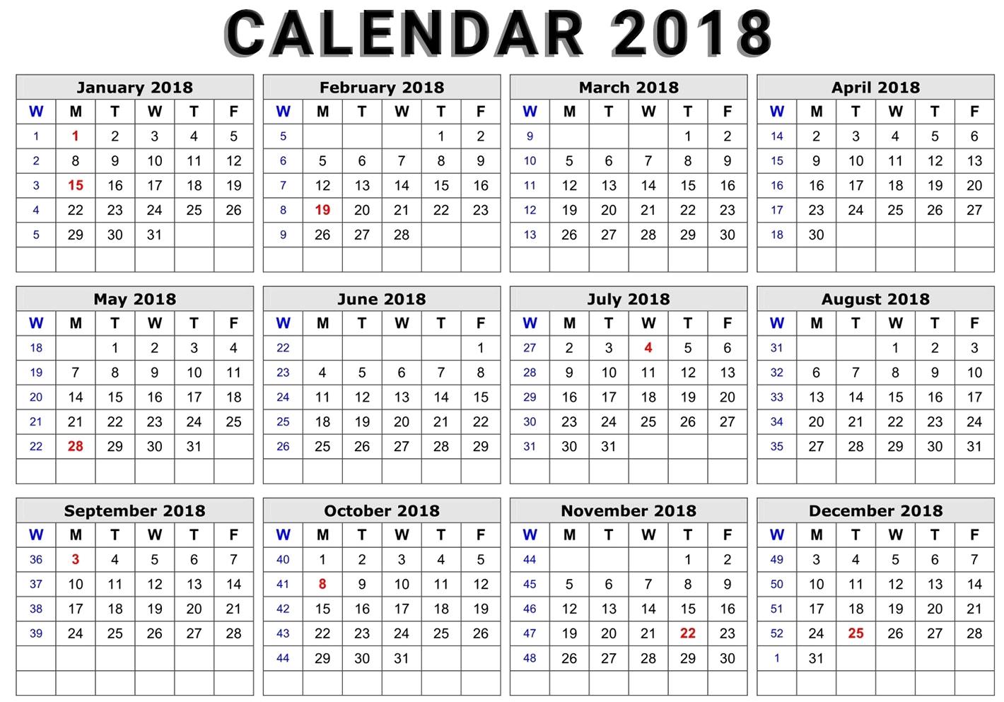 Clipart calendar april 2018.  png transparent images