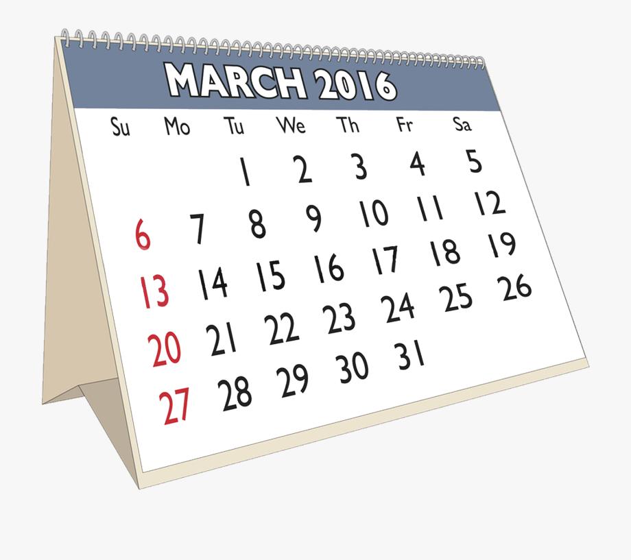 Match table in by. Clipart calendar desk calendar